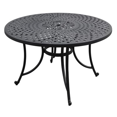 "Sedona Metal 48"" Dining Table"