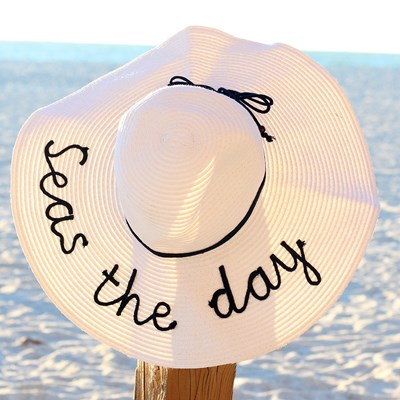 """Seas the Day"" Hat"
