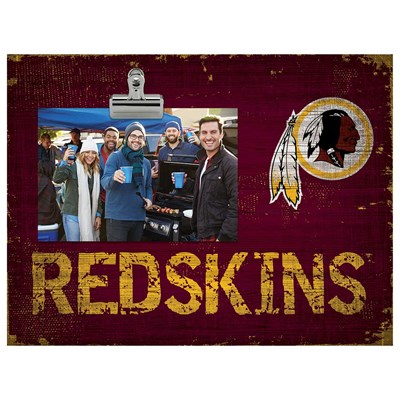 Washington Redskins - Team Clip Frame