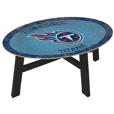 Tennessee Titans - Team Color Coffee Table