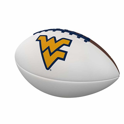 West Virginia - Full Size Autographed Football