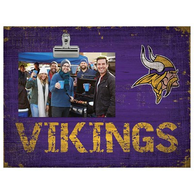 Minnesota Vikings - Team Clip Frame