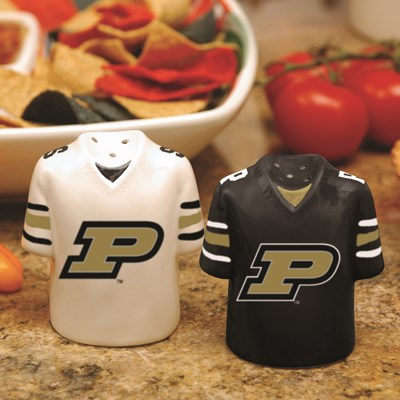 Jersey Salt & Pepper Shaker Set - Purdue