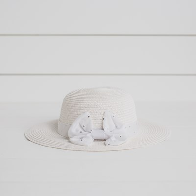 Kids Sunhat with Bow