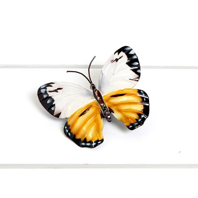 Butterfly Tin Magnet