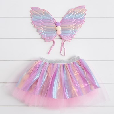 Fairy Wing Dress Up Set