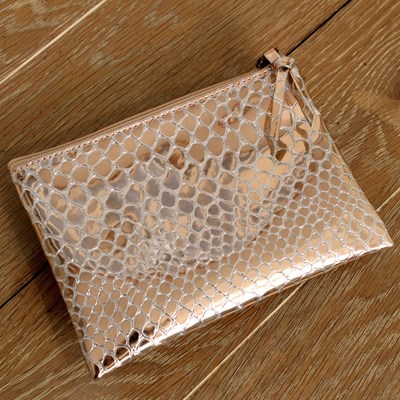 Rose Gold Pouch