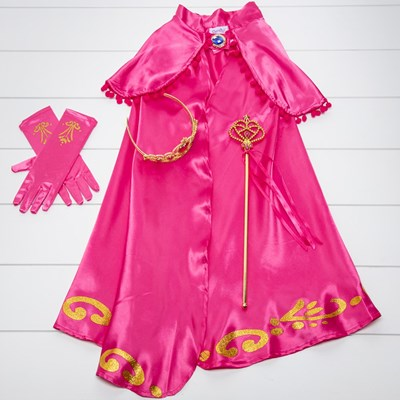 Pink Dress Up Cape