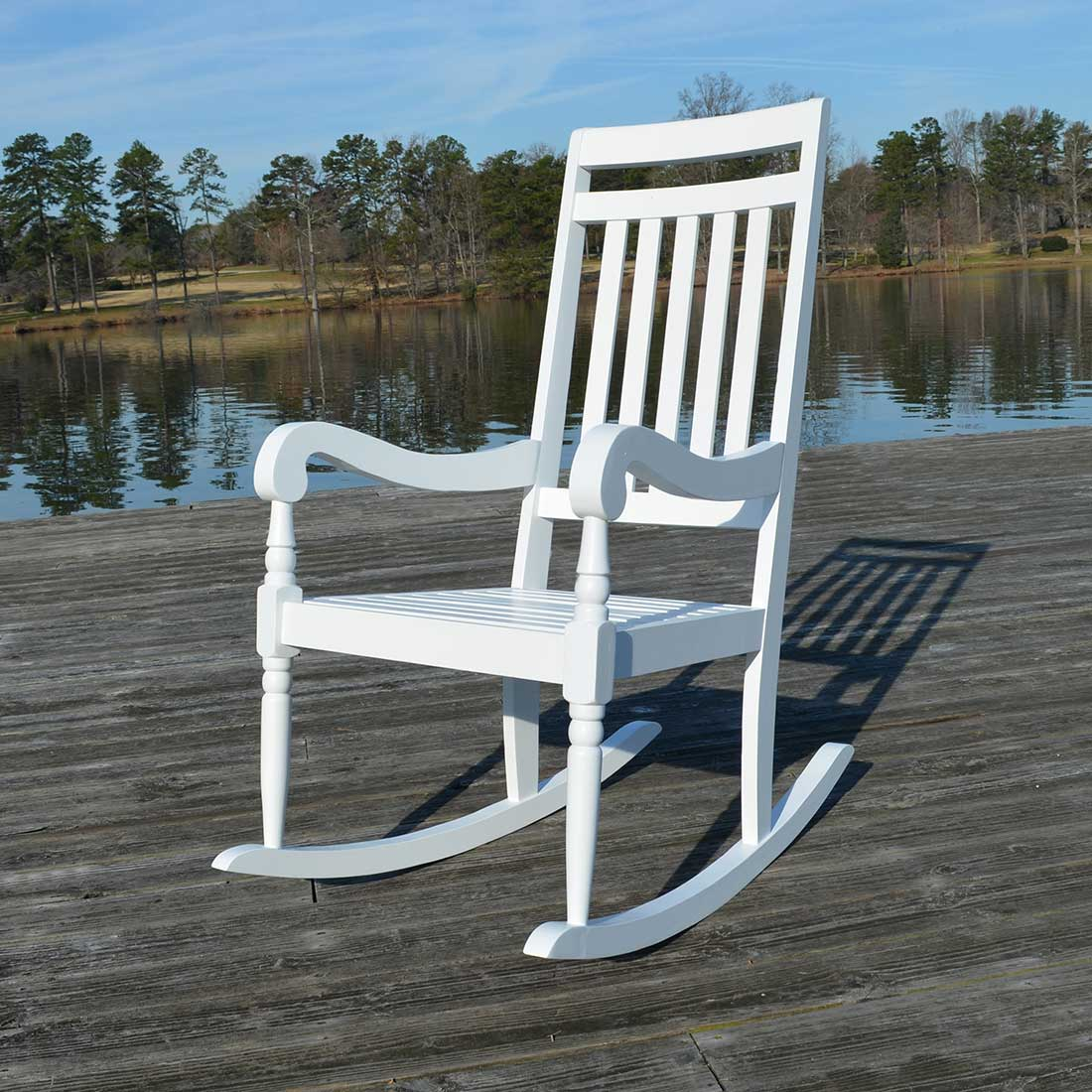 Rutledge Weather Resistant Rocking Chair