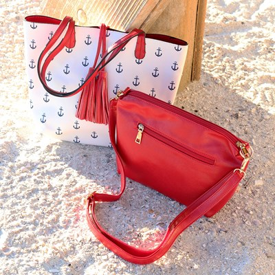 2-in-1 Anchor Tote