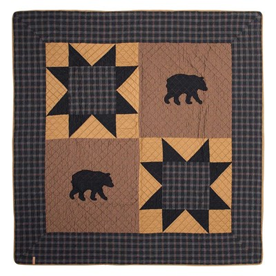 Bear Star Throw by Donna Sharp