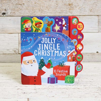Jolly Jingle Christmas Book
