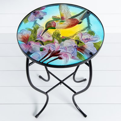 Hummingbird Side Table