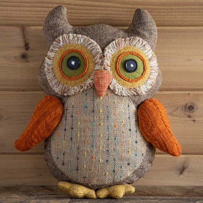 Owl Decorative Pillow