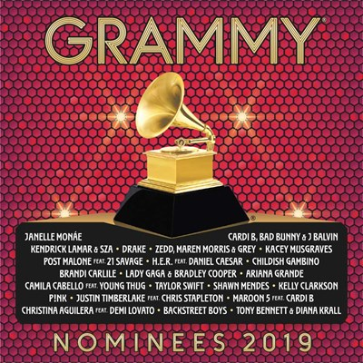 2019 Grammy Nominees CD