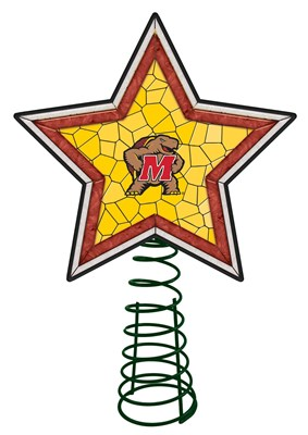 Maryland Mosaic Tree Topper
