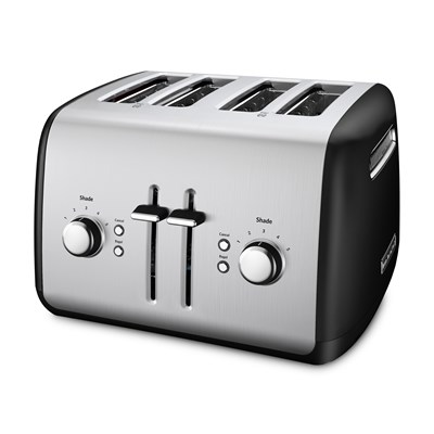 KitchenAid 4-Slice Manual High-Lift Lever Toaster