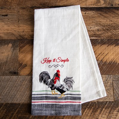 Keep It Simple Kitchen Towel