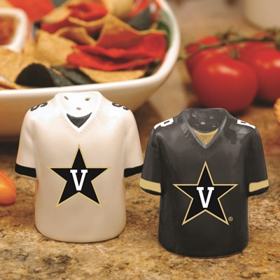 Jersey Salt & Pepper Shaker Set - Vanderbilt
