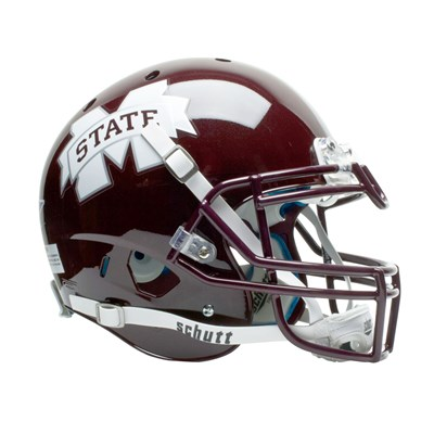 Authentic Helmet - Mississippi State