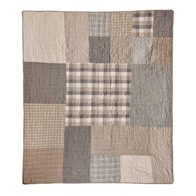 Smoky Square Throw by Donna Sharp