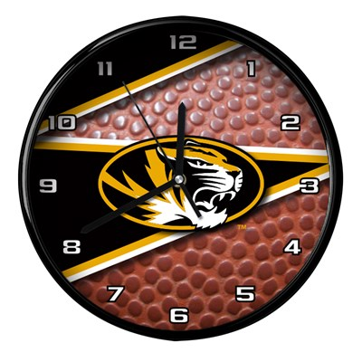 Missouri - Football Clock
