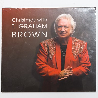Christmas with T. Graham Brown CD