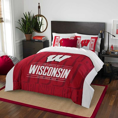 Full/Queen Comforter Set - Wisconsin
