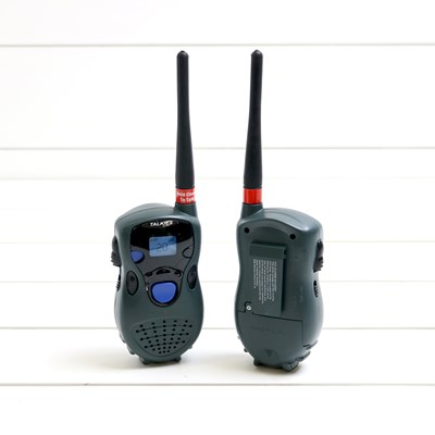 Commando Walkie Talkie
