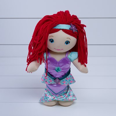 Butterflies Marina Mermaid Doll