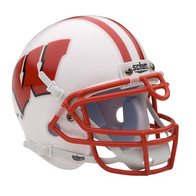 Mini Helmet - Wisconsin