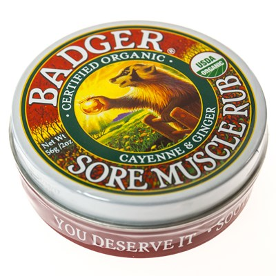 Badger ® Sore Muscle Rub