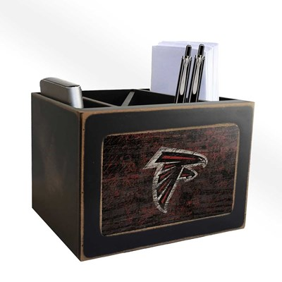 Atlanta Falcons - Desktop Organizer