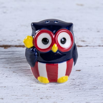 Mini Owl Salt Shaker