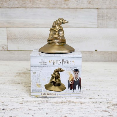 Harry Potter Sorting Hat Paperweight
