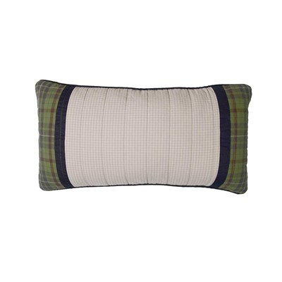 Grey Point Dec Pillow by Donna Sharp - Rectangle