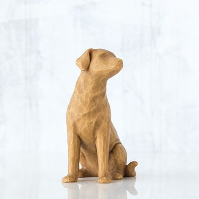 Willow Tree ® Love My Dog - Light Figurine