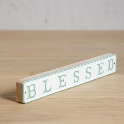 Blessed Sign Wall Decor