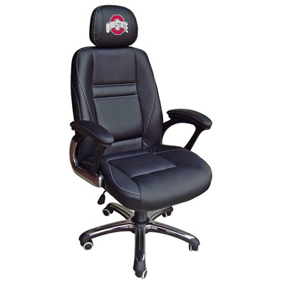 Head Coach Office Chair - Ohio State