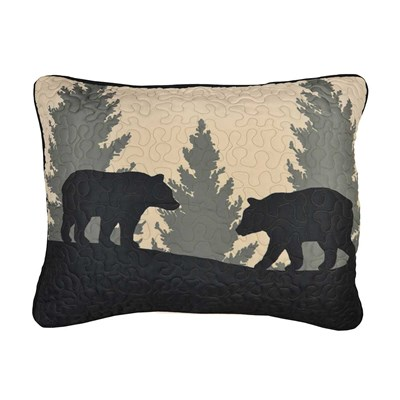 Bear Walk Standard Sham by Donna Sharp