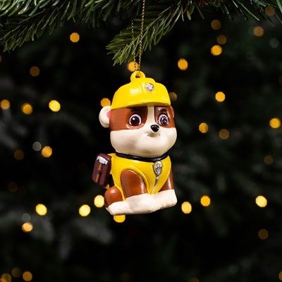 Paw Patrol Rubble Ornament