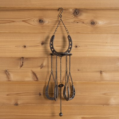 Horseshoe Wind Chime