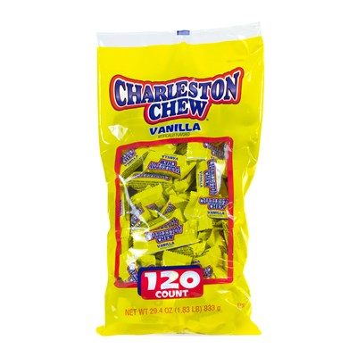 Charleston Chews Snack Size - 120 Count