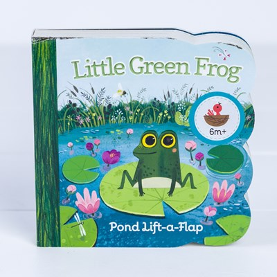 Little Green Frog Book