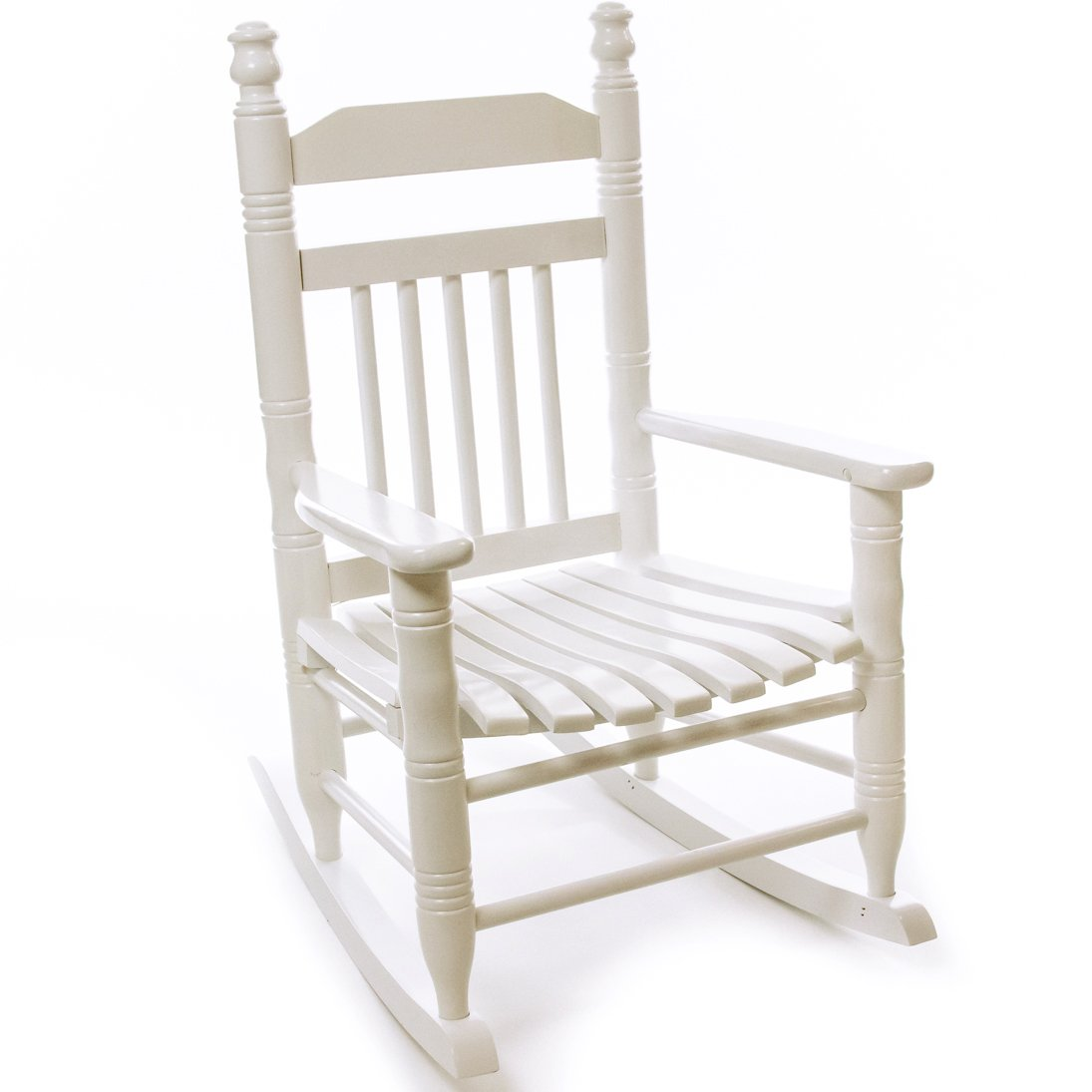 Slat Child Rocking Chair   Pure White | Home Furniture | Indoor Furniture | Rocking  Chairs | Cracker Barrel Old Country Store   Cracker Barrel Old Country ...