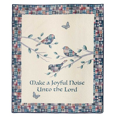 Joyful Noise Throw
