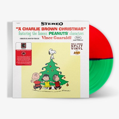 Charlie Brown Christmas Vinyl