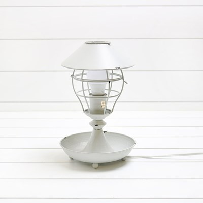 Metal Lantern Accent Light