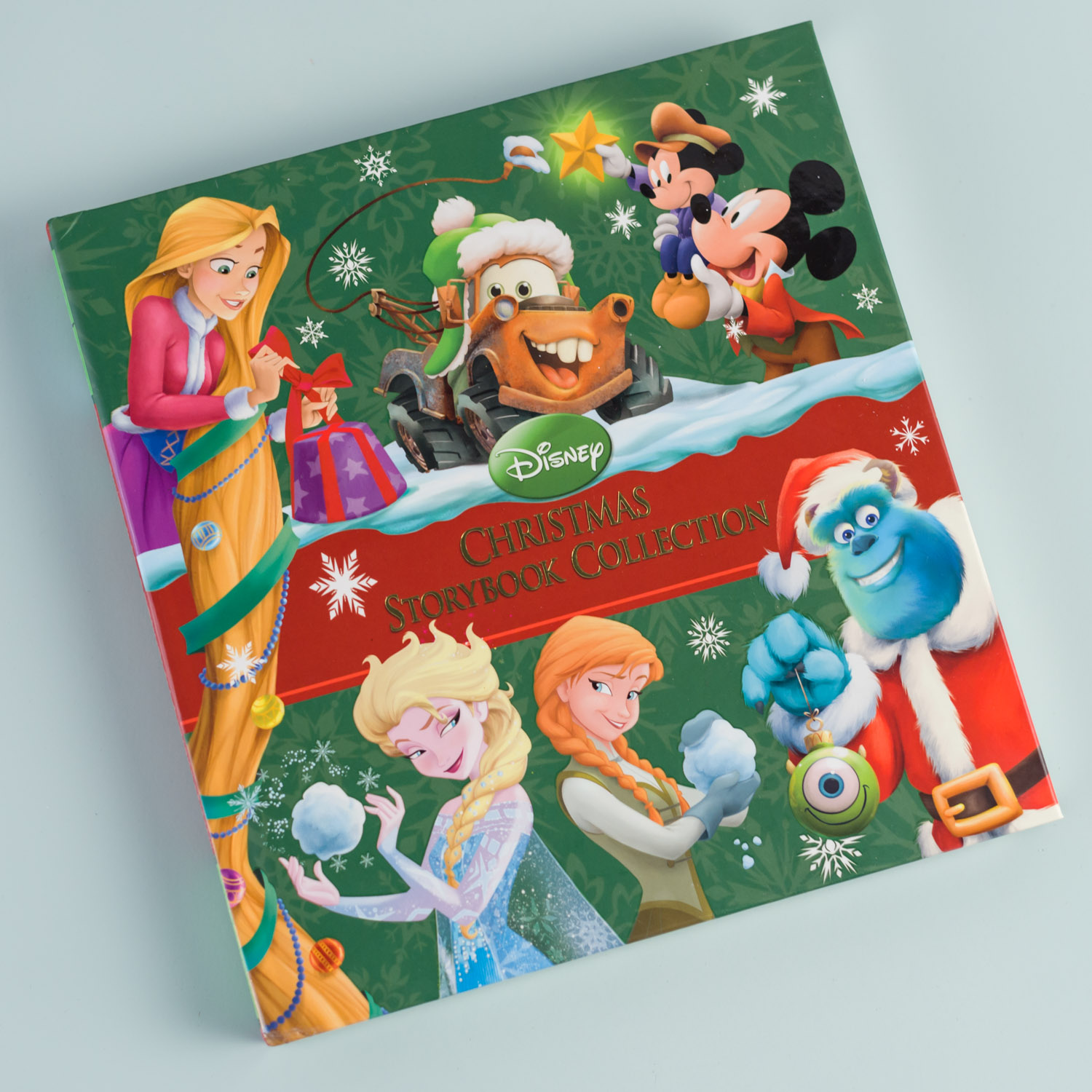 disney christmas storybook collection cracker barrel old country store - Disney Christmas Storybook Collection
