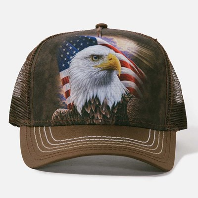 Independence Eagle Trucker Hat